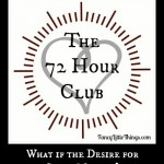 The 72 Hour Club Desire Missing