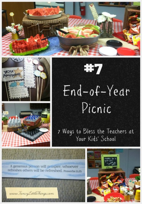 End of Year Picnic 2